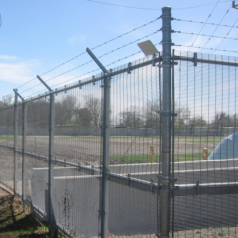 Anti Climb 358 High Security Fence